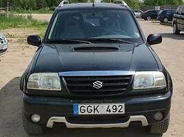 Suzuki Grand Vitara I Visureigis 2003