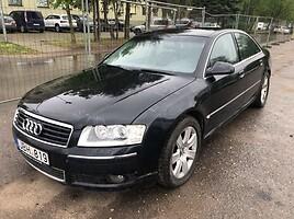 Audi A8 D3 Sedanas 2004