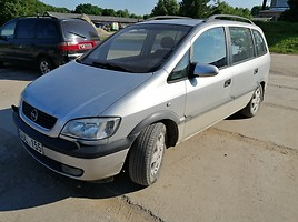 Opel Zafira Vienatūris 2000
