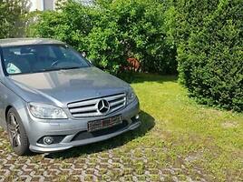 Mercedes-Benz C 220 W204 2.2 DYZELIS 125 KW  Sedanas 2007