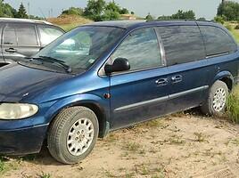 Chrysler Grand Voyager III Vienatūris 2002
