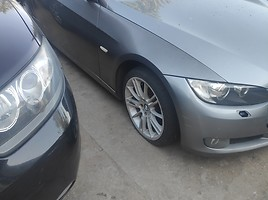 BMW 320 Coupe 2007