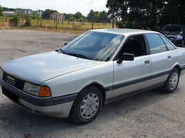 Audi 80 Sedanas 1991