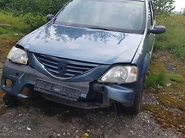 Dacia Logan I (2004-2012)  Sedanas 2006