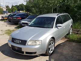 Audi A6 Universalas 2004