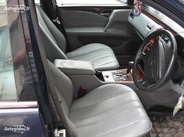 Mercedes-Benz E 250 W210 1996 m. dalys