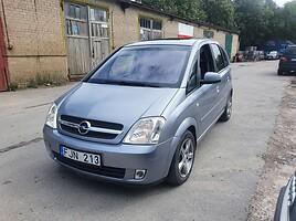 Opel Meriva 1.6 BENZINAS 74 KW Vienatūris 2004