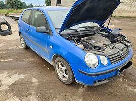 Volkswagen Polo SDI Hečbekas 2002