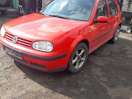 Volkswagen Golf IV Hečbekas 1998