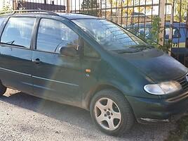 Volkswagen Sharan Vienatūris 1997