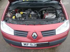 Renault Megane II 2003 m. dalys
