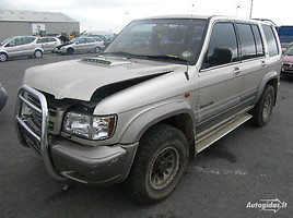 Isuzu Trooper, 2001m.