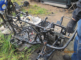 Keturratis/Triratis  Polaris Sportsman 2007 y. parts