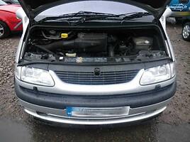 Renault Grand Espace 2001 m. dalys