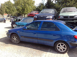 Citroen Xsara I Benzinas Dyzelis, 1999y.