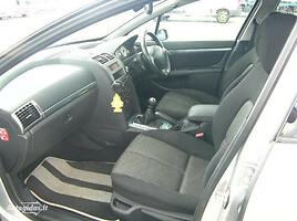 Peugeot 407 2005 m. dalys