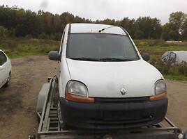Renault Kangoo I dyzelis benzinas 1999 m. dalys
