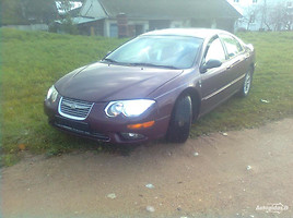 Chrysler 300M 2000 y. parts