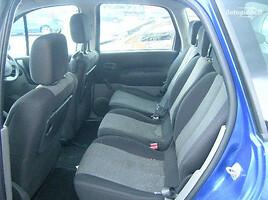 Renault Scenic II 2004 m. dalys