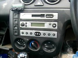 Ford Fiesta MK6 2004 m. dalys