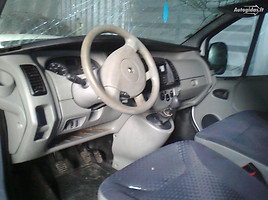 Renault Master III  Combi minibus