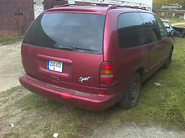 Chrysler Grand Voyager II 1996 y. parts