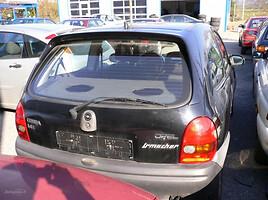 Opel Corsa B įvairūs varikliai, 1996y.