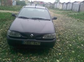 Renault Megane I Hečbekas 1996