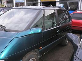Renault Espace II didelis pasirinkimas, 1993m.