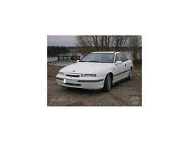 Opel Calibra 1992 m. dalys