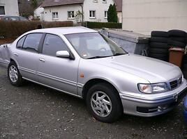 nissan maxima QX Sedanas 1998