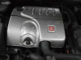 Citroen C5 2001 m. dalys