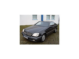 Mercedes-Benz CL 600 W140 320  Купе