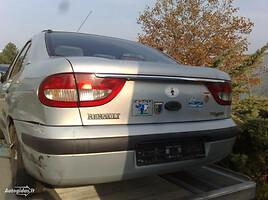 Renault Megane I įvairūs modeliai 2000 y. parts