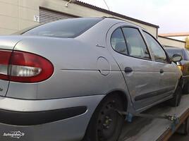 Renault Megane I įvairūs modeliai, 2000y.