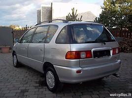 Toyota Picnic 1998 г. запчясти