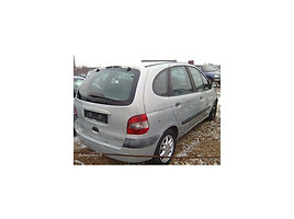 Renault Scenic I Europa 1.9dci 2001 y. parts