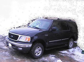 ford expedition Visureigis 1999