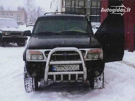 Ford Explorer Visureigis 1997