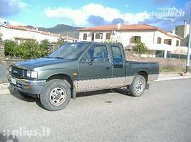 Isuzu Campo Visureigis 1993