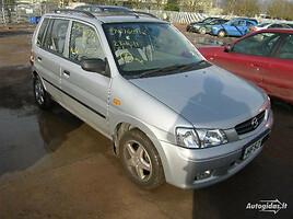 Mazda Demio Automatic 2002 m. dalys
