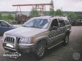 Jeep Grand Cherokee II  Внедорожник