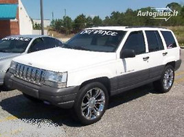 jeep grand cherokee i Visureigis 1995