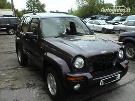 jeep liberty Visureigis 2003