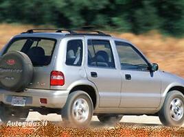 Kia Sportage I Visureigis 2000