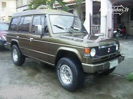 Mitsubishi Pajero I Visureigis 1988