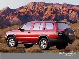 Nissan Pathfinder   Visureigis