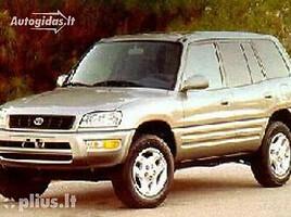 Toyota kitas   Visureigis