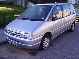 PEUGEOT 806  JTD Van