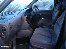 Chrysler Voyager II 1999 m. dalys